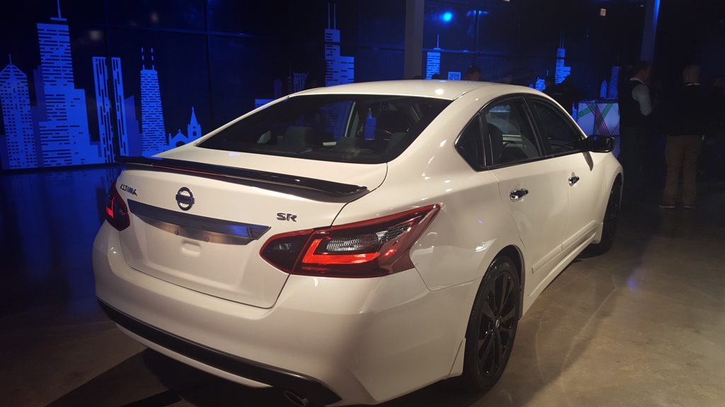I met my new car at the #NissanAtMidnight event ...