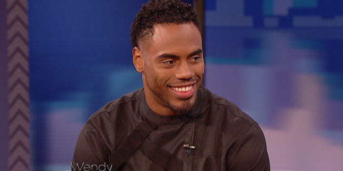 Rashad Jennings Wendy Williams