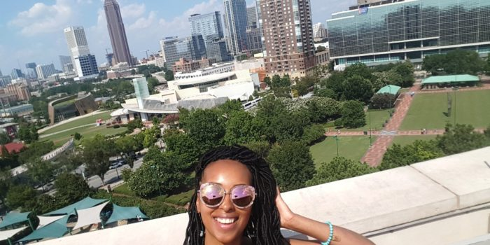 Tatianah Green BLISSforSingles ATL travel