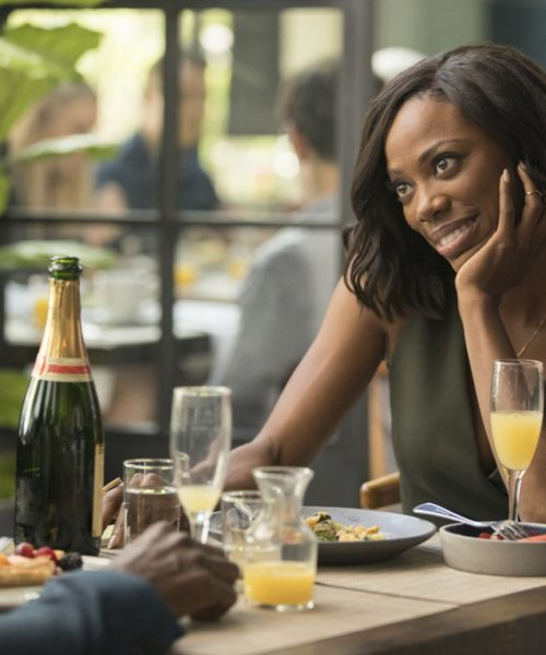 Molly Insecure Yvonne Orji