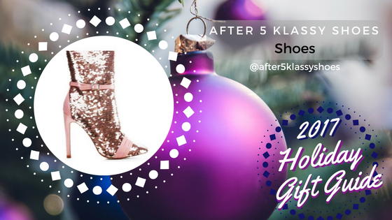 After5Klassy Shoes, BLISSforSingles, Kwanzaa 2017, Christmas gifts 2017, shoes for women, Chicago shoe boutiques