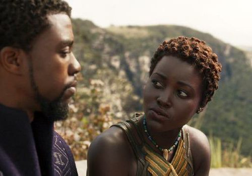 Black Panther, Black love moments, lessons from Black Panther movie